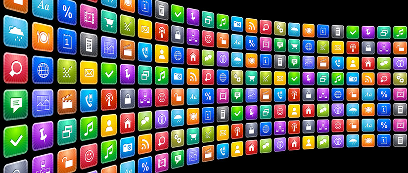 TYPES OF APPLICATIONS THAT YOU ARE LOOKING FOR